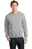 Heavy Blend Crewneck Sweatshirt Sport Grey Thumbnail