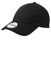 New Era Adjustable Unstructured Cap Black Thumbnail