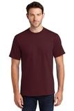 Tall Essential T-shirt Athletic Maroon Thumbnail