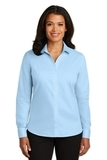 Women's Red House NonIron Twill Shirt Heritage Blue Thumbnail