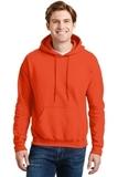 Ultrablend Pullover Hooded Sweatshirt Orange Thumbnail
