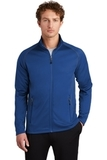 Eddie Bauer Smooth Fleece Base Layer Full-Zip Cobalt Blue Thumbnail