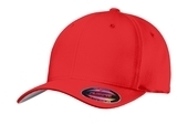 Cotton Twill Cap True Red Thumbnail