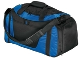 Improved Two-tone Small Duffel Royal with Black Thumbnail