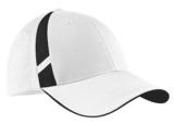 Dry Zone Mesh Inset Cap White with Black Thumbnail