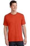 5.5-oz 100 Cotton T-shirt Orange Thumbnail