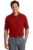 Nike Golf Shirt Dri-FIT Pique II Sport Red Thumbnail