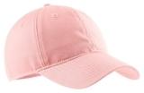 Soft Brushed Canvas Cap Light Pink Thumbnail
