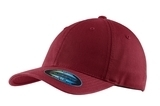 Flexfit Garment Washed Cap Caldera Red Thumbnail