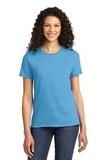 Women's Essential T-shirt Aquatic Blue Thumbnail