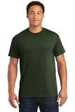 Ultra Blend 50/50 Cotton / Poly T-shirt Forest Thumbnail