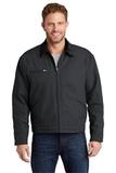 Duck Cloth Work Jacket Charcoal Thumbnail