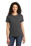 Women's Essential T-shirt Charcoal Thumbnail