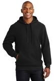 Super Heavyweight Pullover Hooded Sweatshirt Black Thumbnail