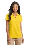 Women's Dry Zone Grid Polo Yellow Thumbnail