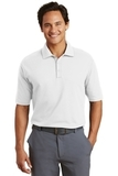 Nike Golf Shirt Dri-FIT Pique II White Thumbnail