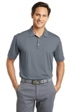Nike Golf Dri-FIT Vertical Mesh Polo Cool Grey Thumbnail