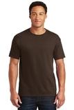 50/50 Cotton / Poly T-shirt Chocolate Thumbnail