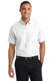 Short Sleeve Superpro Oxford Shirt White Thumbnail