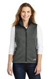 Women's The North Face Ridgeline Soft Shell Vest TNF Dark Grey Heather Thumbnail