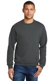 Crewneck Sweatshirt Charcoal Grey Thumbnail