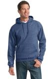 Pullover Hooded Sweatshirt Vintage Heather Blue Thumbnail