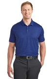 Nike Golf Dri-FIT Crosshatch Polo Old Royal with Marine Thumbnail