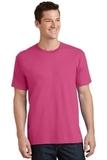 5.5-oz 100 Cotton T-shirt Sangria Thumbnail