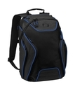 OGIO Hatch Pack Electric Blue with Heather Grey Thumbnail