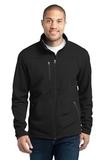 Pique Fleece Jacket Black Thumbnail