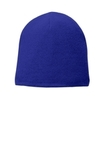 Fleece-Lined Beanie Cap Athletic Royal Thumbnail