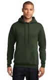 7.8-oz Pullover Hooded Sweatshirt Olive Thumbnail