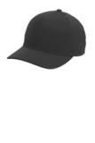 Flexfit Delta Cap Black Thumbnail