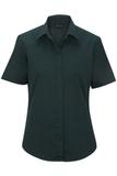 Women's Short Sleeve Service Shirt Forest Thumbnail