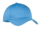 6-panel Twill Cap Carolina Blue Thumbnail