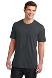 Young Men's Very Important Tee With Pocket Charcoal Thumbnail