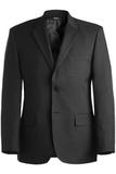 Men's Redwood & Ross Synergy Washable Suit Jacket 2-button Black Thumbnail