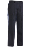Men's Flat Front Cargo Pant Navy Thumbnail