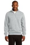1/4-zip Sweatshirt Athletic Heather Thumbnail