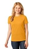 Women's 5.4-oz 100 Cotton T-shirt Gold Thumbnail