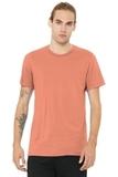 BELLACANVAS Unisex Jersey Short Sleeve Tee Sunset Thumbnail