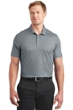 Nike Golf Dri-FIT Embossed Tri-Blade Polo Cool Grey Thumbnail