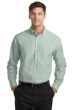 Superpro Oxford Shirt Green Thumbnail
