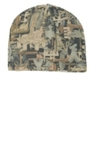 Mossy Oak Fleece Beanie Oilfield Camo Thumbnail