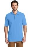 EZCotton Polo Azure Blue Thumbnail