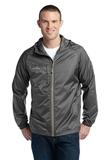 Eddie Bauer Packable Wind Jacket Grey Steel Thumbnail