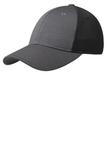 Pique Mesh Cap Iron Grey with Black Thumbnail