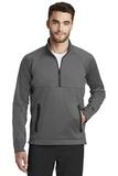 New Era Venue Fleece 1/4-Zip Pullover Graphite Thumbnail