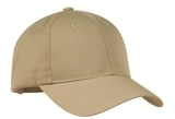 Nylon Twill Performance Cap Khaki Thumbnail
