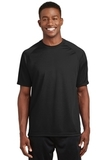 Dry Zone Short Sleeve Raglan T-shirt Black Thumbnail